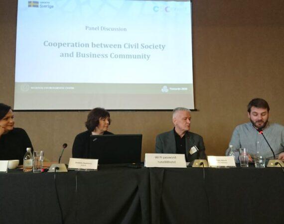 """Regionalna konferencija """"ŽIVOTNA SREDINA I GRAĐANI BALKANA – ULOGA I ODRŽIVOST CIVILNOG DRUŠTVA"""" – prilika da se čuju potrebe civilnog društva"""