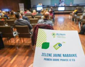 Kriterijumi zelenih javnih nabavki predstavljeni u privrednoj komori Srbije